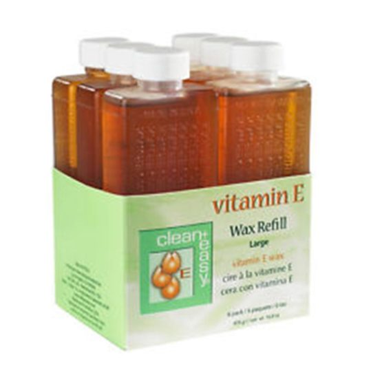 Clean&Easy Original Wax Refill Large Vitamine E