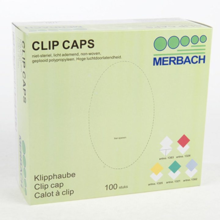 Haarnetjes / clip caps
