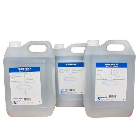 Reymerink Podispray: Vloeistof voor spraytechniek (neutraal