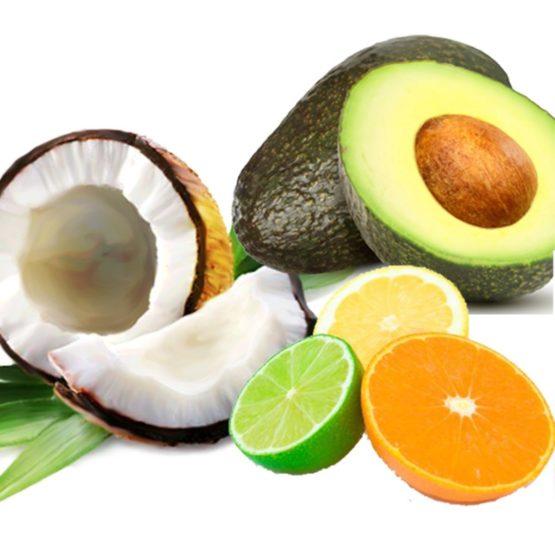 Beauté Royale Zomer Gel Pakking (met avocado
