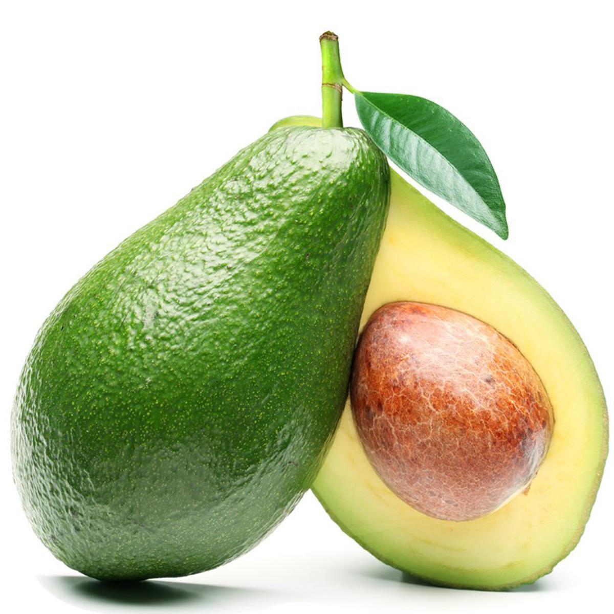 Avocado massage-olie