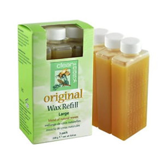 Clean&Easy Original Wax Refill Original Large Natural