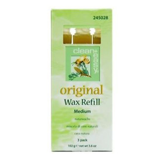 Clean&Easy Original Wax Refill Medium Natural
