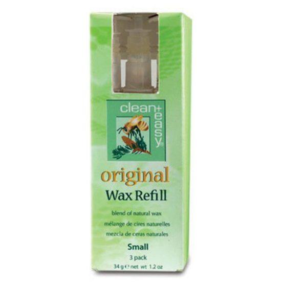 Clean&Easy Original Wax Refill Small Natural