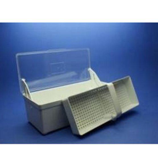 Desinfectie/Dompelbak (kunststof) 1 liter met tray