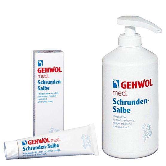 Gehwol Med. Schrunden (klovenzalf)