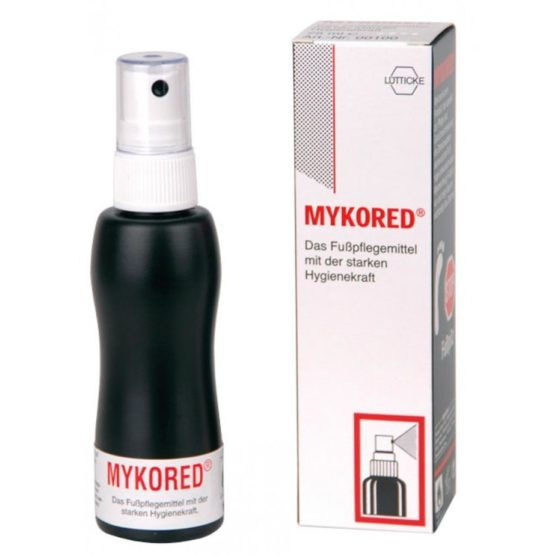Mykored Voetschimmel (spray)