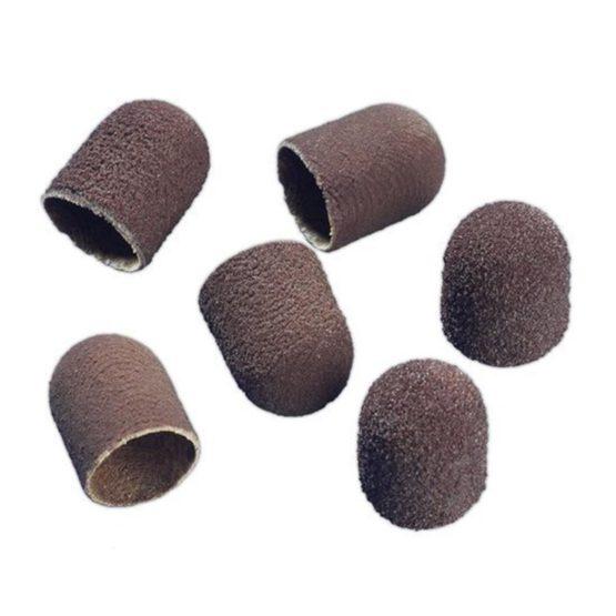 Slijp/schuurkapje   7 mm Korrel 80/150( groen )