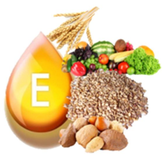 Vitamine E olie