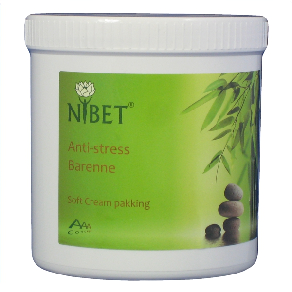 Anti-stress Barenne soft cream pakking