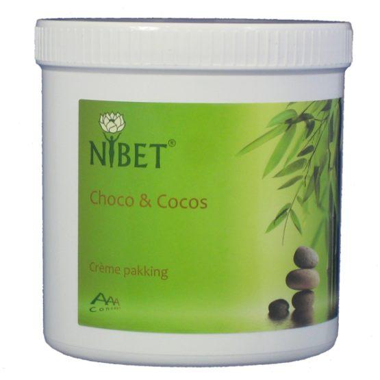 Chocolade Kokos Creme Pakking
