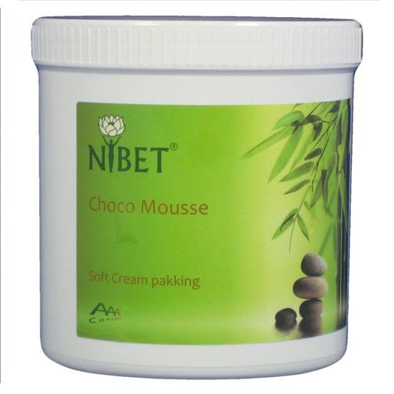 "Choco Mousse ""Exclusief soft cream"" pakking"