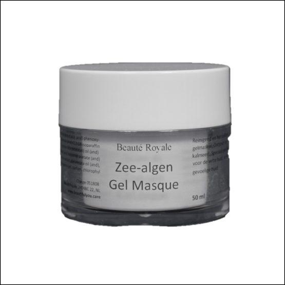 Beauté Royale Algue de Mer Gel Masque (Zee-algen) (kalmerend en ontstekingsremmend)