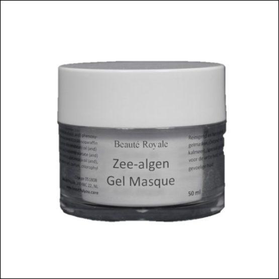 Beauté Royale Algen Gel Masque (verzachtend en ontstekingsremmend)