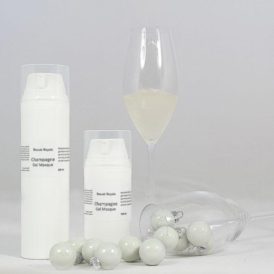 Beauté Royale Champagne Gel Masque