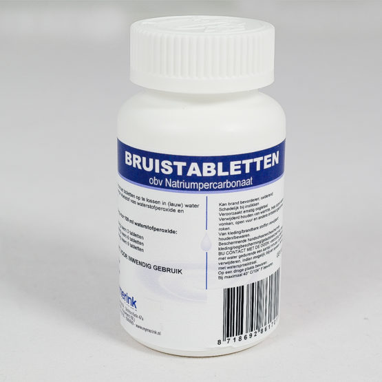 Reymerink Waterstofperoxide bruistabletten