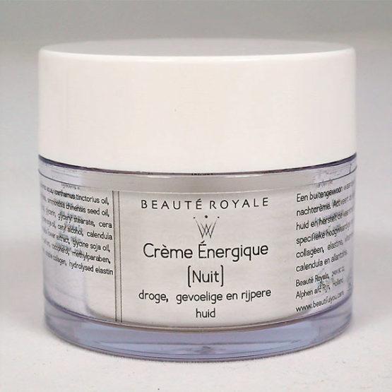 Beauté Royale Nachtcreme Energique voor de droge