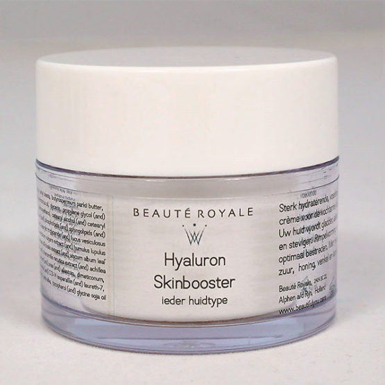 Beauté Royale Hyaluron Skinbooster 24-uurs creme