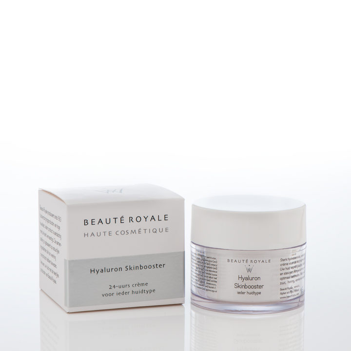 Beauté Royale Hyaluron Skinbooster 24-uurs creme (vochtarme huid)